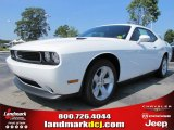 2011 Bright White Dodge Challenger SE #51288409