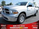 2011 Bright Silver Metallic Dodge Ram 1500 SLT Quad Cab #51288417