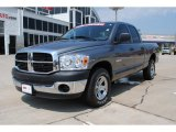 2008 Mineral Gray Metallic Dodge Ram 1500 ST Quad Cab #51288792