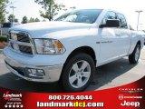 2011 Bright White Dodge Ram 1500 Big Horn Quad Cab #51288422