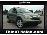 2008 Green Tea Metallic Honda CR-V EX 4WD #51289345