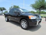 Nissan Titan 2009 Data, Info and Specs