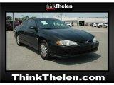2000 Black Chevrolet Monte Carlo LS #51289358