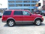 2003 Redfire Metallic Ford Explorer XLT 4x4 #51288439