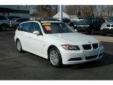 2006 Alpine White BMW 3 Series 325xi Wagon #5127213