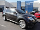 2011 Black Granite Metallic Chevrolet Equinox LT AWD #51288482