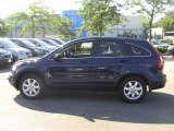 2008 Royal Blue Pearl Honda CR-V EX 4WD #51289450