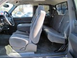 2006 Chevrolet Silverado 1500 LT Extended Cab 4x4 Dark Charcoal Interior