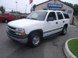 2005 Summit White Chevrolet Tahoe LS 4x4 #51288939