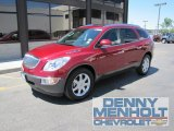 2008 Red Jewel Buick Enclave CXL AWD #51289016