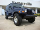 2006 Midnight Blue Pearl Jeep Wrangler Unlimited 4x4 #51288987