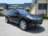 2007 Super Black Nissan Murano SL AWD #51425396