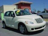 2007 Cool Vanilla White Chrysler PT Cruiser  #5136987
