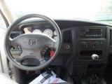2003 Dodge Ram 1500 ST Regular Cab Dashboard