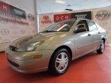 2003 Arizona Beige Metallic Ford Focus SE Sedan #51425579