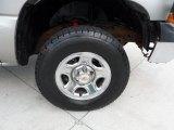 2000 Chevrolet Silverado 1500 Regular Cab 4x4 Wheel