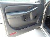 2000 Chevrolet Silverado 1500 Regular Cab 4x4 Door Panel