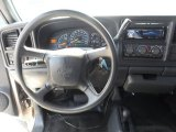 2000 Chevrolet Silverado 1500 Regular Cab 4x4 Dashboard