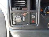 2000 Chevrolet Silverado 1500 Regular Cab 4x4 Controls