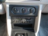 1991 Ford Mustang LX 5.0 Convertible Controls