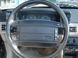 1991 Ford Mustang LX 5.0 Convertible Steering Wheel