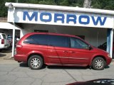 Inferno Red Pearl Chrysler Town & Country in 2003