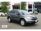 2011 Polished Metal Metallic Honda CR-V SE 4WD #51425004
