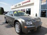 2008 Dark Titanium Metallic Chrysler 300 C HEMI AWD #51425150