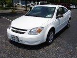 2007 Summit White Chevrolet Cobalt LS Coupe #51425026