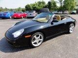 2002 Porsche 911 Black