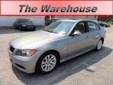 2006 Silver Grey Metallic BMW 3 Series 325i Sedan #51425030