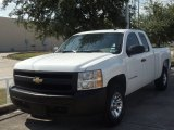 2007 Chevrolet Silverado 1500 Work Truck Extended Cab Data, Info and Specs