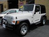 2006 Stone White Jeep Wrangler X 4x4 #51425623