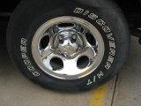Dodge Ram Van 1996 Wheels and Tires