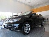 2011 Super Black Nissan Murano CrossCabriolet AWD #51425631