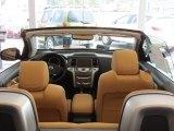 2011 Nissan Murano CrossCabriolet AWD CC Camel Interior