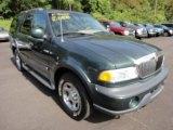 1999 Charcoal Green Metallic Lincoln Navigator 4x4 #51425201