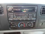 2003 Ford F250 Super Duty FX4 SuperCab 4x4 Controls