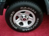 Jeep Cherokee 1998 Wheels and Tires