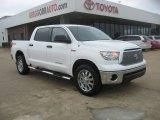 2011 Super White Toyota Tundra TSS CrewMax #51425328