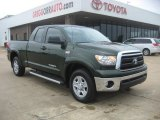 2011 Spruce Green Mica Toyota Tundra Double Cab 4x4 #51425329