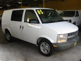 2005 Summit White Chevrolet Astro Cargo Van #51425063