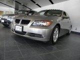 2008 Platinum Bronze Metallic BMW 3 Series 328xi Sedan #51425078