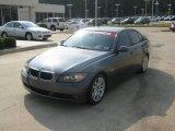 2007 Space Gray Metallic BMW 3 Series 328i Sedan #51425346