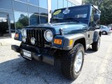 2006 Jeep Green Metallic Jeep Wrangler X 4x4 #51425537