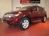 2009 Merlot Metallic Nissan Murano SL AWD #51425692