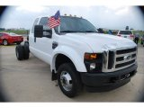 2008 Ford F350 Super Duty XL Regular Cab 4x4 Chassis Data, Info and Specs