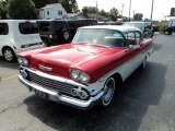 Chevrolet Biscayne 1958 Data, Info and Specs