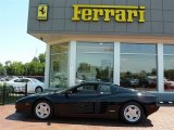 1987 Black Ferrari Testarossa  #51478295