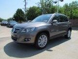 2011 Alpine Gray Metallic Volkswagen Tiguan SEL #51479217